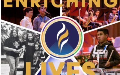 Enriching Lives. . . Giving that Enhances the Student Experience